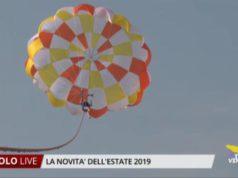 Novità dell'estate 2019: arriva il Paracadute Acquatico