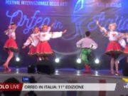 Orfeo in Italia: 11° edizione del Festival Internazionale delle Arti