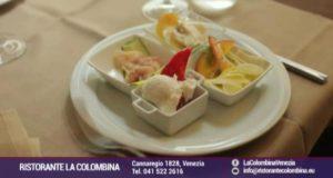 """Ristorante """"La Colombina"""" a Venezia:"""