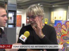 Tony Esposito ad Artemente Gallery