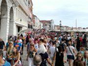 Venezia, quarta in Italia per presenza di alloggi turistici