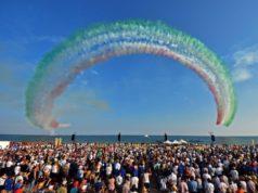 DIRETTA Frecce Tricolori - Jesolo Air Show 2018 su Televenezia