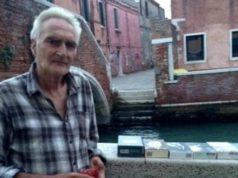 Addio Franco Libri: esponeva i libri in fondamenta San Basilio