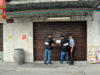 foto chiusura bar via beccaria
