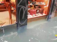 Acqua alta a Venezia: 156 centimetri. Piazza San Marco chiusa