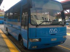 Auto contro bus Atvo a San Donà di Piave: nessun ferito