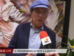 Il programma di Luca Sardella a Jesolo