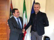 Luca Valentinis, nuovo direttore di Neurologia-Stroke Unit dell'Ulss4