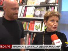 Mara Maionchi e Rudy Zerbi alla Libreria Moderna