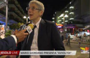 """Mario Giordano presenta a Jesolo """"Avvoltoi"""""""