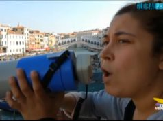Occupato il comune di Venezia