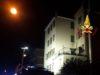 Appartamento in fiamme a Mestre