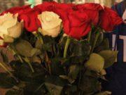Ruba delle rose in Campo Santa Margherita