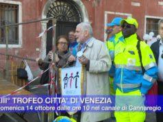 """""""Trofeo Città di Venezia"""": pronti a vogare"""