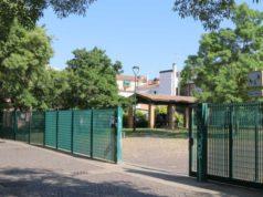 Rissa al parco di Via Antonio a Mestre