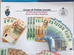 soldi borseggiatori polizia locale