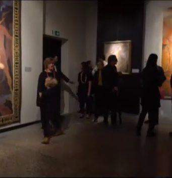 Da Kandinsky a Botero. Tutti in un filo: la mostra