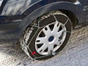 Dal 15 novembre obbligo di pneumatici da neve o catene in autostrada
