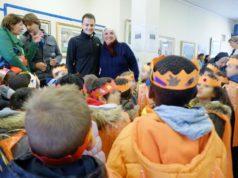 Festa di San Martino a Marghera: consegnati 1000 dolci ai bambini