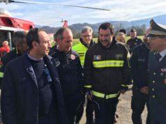 Maltempo: Ministro Salvini in Veneto: subito 250 milioni