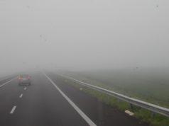 Prevista nebbia, salta la chiusura del Passante di Mestre