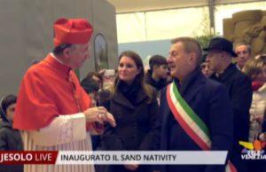 Jesolo Sand Nativity 2018: le Storie della Bibbia