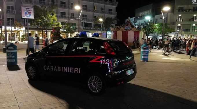 Jesolo, pusher fermato dai carabinieri: sequestrato hashish