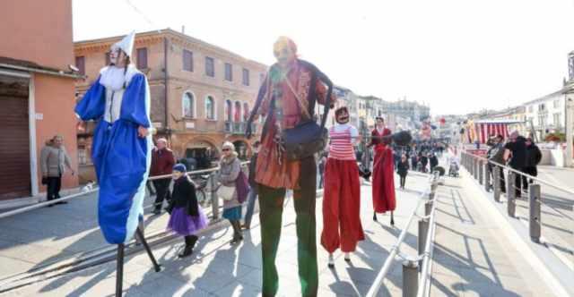 Mestre Carnival Street Show 2019