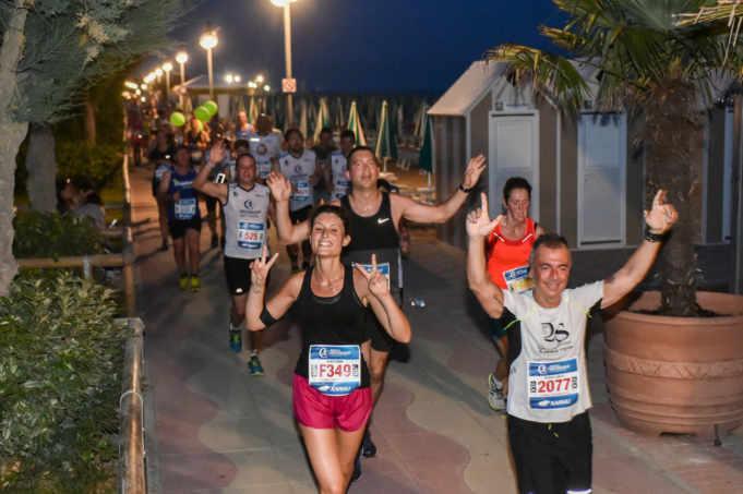 Torna a Jesolo la Moonlight Half Marathon 2019