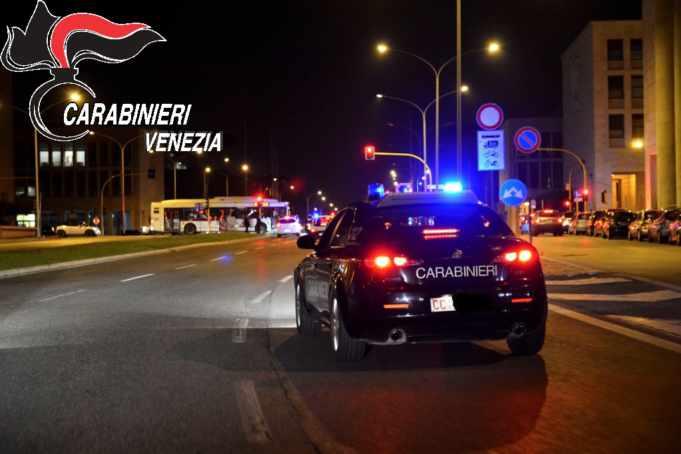 Inseguimento tra Marghera e Mestre: bloccati due stranieri