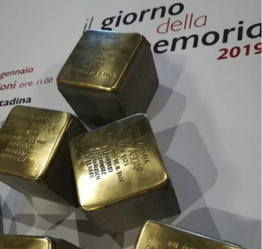 Nuove pietre d'inciampo tra i masegni a Venezia