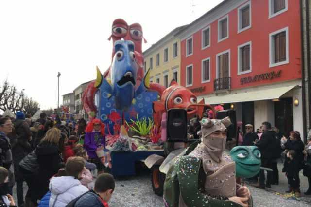 Carnevale dei Ragazzi di Concordia Sagittaria