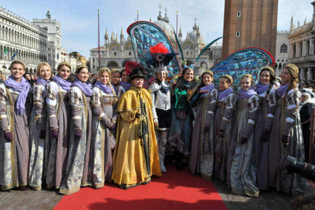 Diretta Carnevale di Venezia 2019 su Televenezia