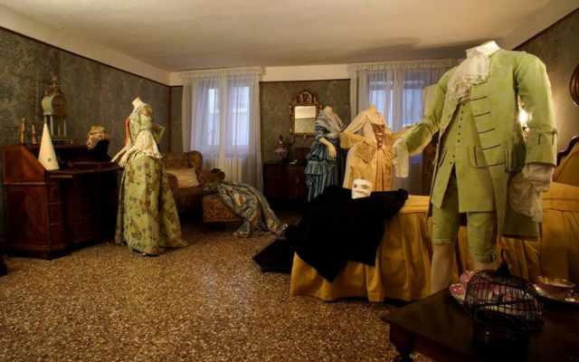 Storie di Moda: la moda veneziana alla Scuola Grande San Giovanni