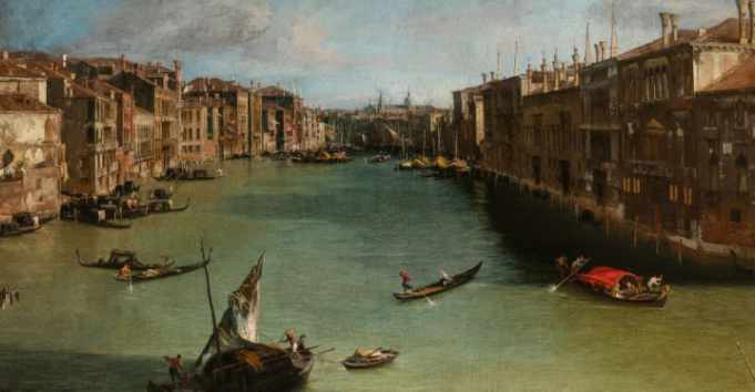Canaletto a Venezia: la mostra a Palazzo Ducale