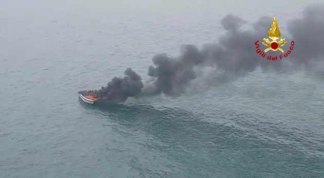 Due naufraghi salvati tra Bibione e Lignano