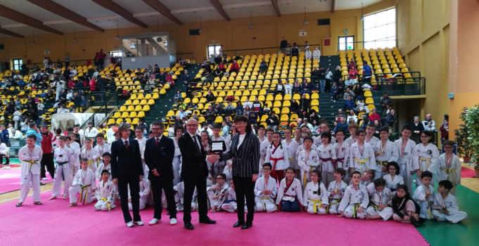 Grande successo al campionato interregionale Taekwondo