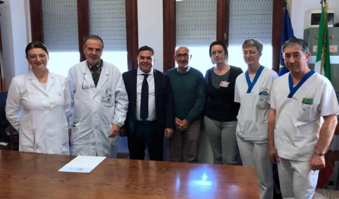 Ospedale di Jesolo: sostegno ai pazienti colpiti da malattie cardiovascolari - Televenezia
