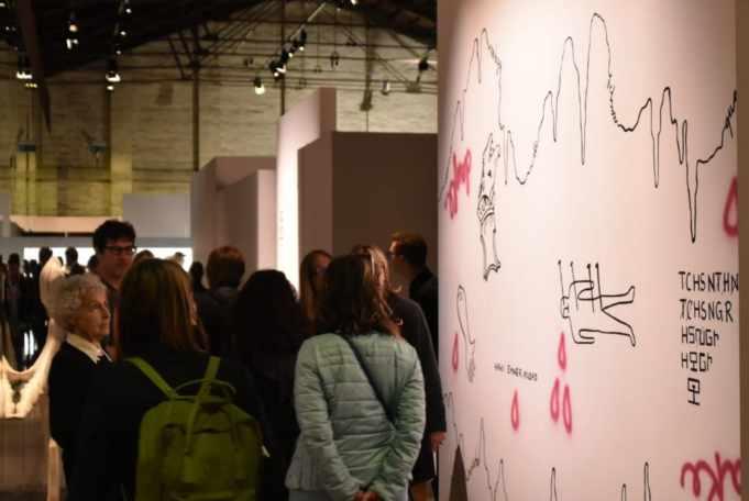 Biennale arte 2019 inaugurato Padiglione Italia