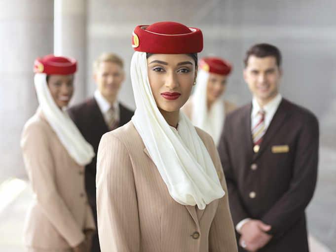 Emiratescerca nuovo personale di bordo a Venezia