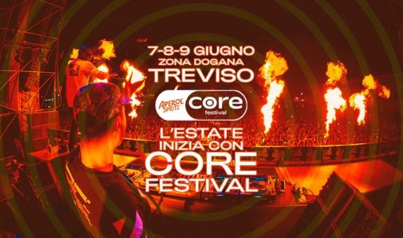 Core Festival Aperol Spritz: date e gli artisti presenti