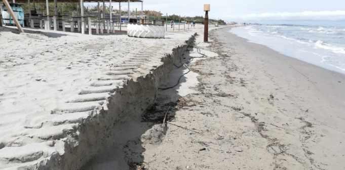 Mareggiate: danni su tutta la costa veneziana