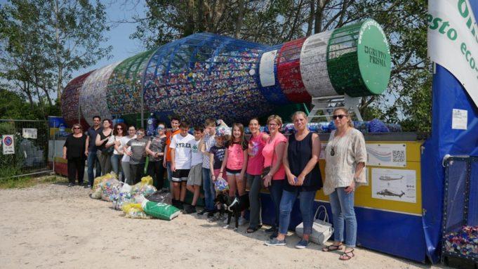Bottiglia Eco Solidale: i punti di raccolta a Cavallino Treporti