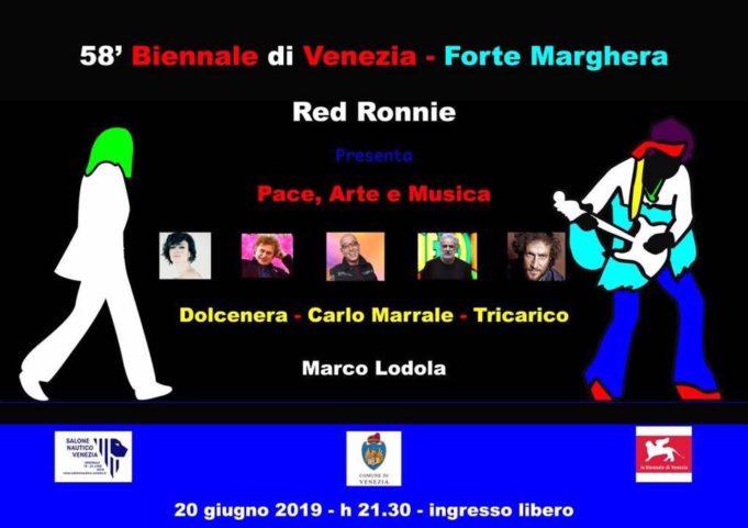Salone Nautico: concerto di Dolcenera, Tricarico e Carlo Marrale